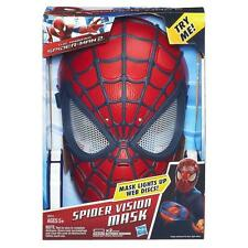 The Amazing Spider-Man 2 - Spider Vision Mask - Mask Lights Up Web Discs!