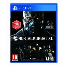 Mortal kombat xl PS4 game brand new