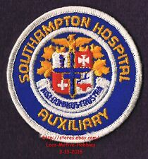LMH Patch  SOUTHAMPTON HOSPITAL Medical Center  AUXILIARY Volunteer Nisi Dominus