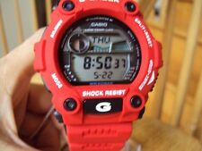 Casio G-Shock Rescue Red Watch G7900A-4