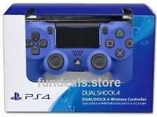 SONY DUALSHOCK 4 PS4 WIRELESS CONTROLLER (NEW MODEL) (CUH-ZCT2G) (BLUE)