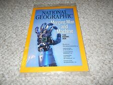 National Geographic 2010 January Merging Man and Machine