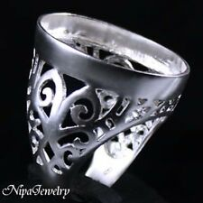 Ring Setting Sterling Silver Oval 20x30mm. #11