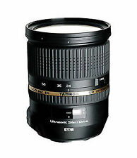 New - Tamron - SP 24-70mm f/2.8 Di VC USD Zoom Lens for Canon 6 Yr USA Warranty