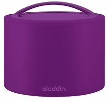 Aladdin Bento Kids Children Lunch Box, 0.65L, Berry Purple