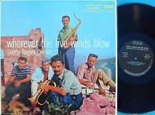 Shorty Rogers SPA Reisue LP Wherever the five winds NM RCA West Coast Jazz