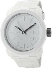Diesel White Silicone Mens   Watch DZ1436
