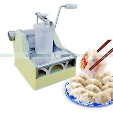 Hand-cranking Dumpling Making Machine Tool Convenient for Home Kitchen
