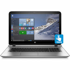 "HP Envy 17 17.3"" Touchscreen i7-6500U 2.5GHz 12GB 1TB WiFi BT 1080 2GB 940M W10"
