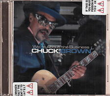 chuck brown  limited edition  cd