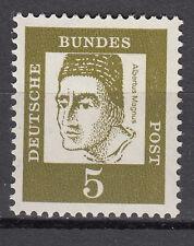 BRD 1961 64 Mi. Nr. 347 x Weiß Papier Postfrisch LUXUS!