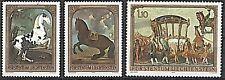 Liechtenstein Michelnummer 717 - 719  postfrisch  (intern:1218 )