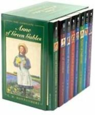 Complete Anne of Green Gables, Lucy Maud Montgomery - NEW Paperback 8 Book Set!