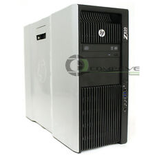 HP Z820 Computer Nvidia Quadro K2000D E5-2640 2.5 GHz 24GB RAM  500GB HDD PC