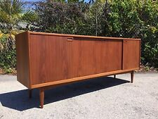 beautiful danish teak credenza sideboard dreeser vodder wegner juhl