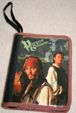 Disney Pirates of Caribbean Johnny DEPP Organizer Book Journal Date Calendar NEW