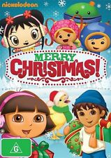 Nickelodeon Favorites: Merry Christmas Compilation! (Ni Hao Kai Lan) R4 DVD NEW