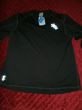 HUDSON BAY COMPANY MOISTURE CONTROL LONG SLEEVE T SHIRT VANCOUVER 2010 OLYMPICS