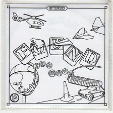 (GG172) Stereo, Found Can Move - 2006 DJ CD
