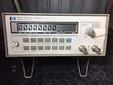Asta Veloce Frequenzimetro Counter Hp 5384a Multimetro Oscilloscopi Spettro
