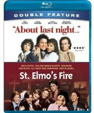 About Last Night.../St. Elmo's Fire [ (2013, Blu-ray NIEUW) BLU-RAY/WS2 DISC SET