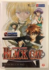 BLACK CAT Vol. 1: Cat Out of the Bag - MINT NEW SEALED DVD!!