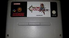 Chrono Trigger SNES Super Nintendo PAL in français