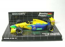 Benetton Ford B 191 B No. 19 M. Schumacher Formel 1 1992