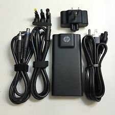 Genuine HP 65W Slim Travel AC Adapter w/ USB 693716-001 677776-003 G6H47AA#ABA