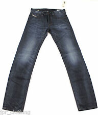 BRAND NEW DIESEL LARKEE-T 886S JEANS 28X34 0886S REGULAR FIT TAPERED LEG