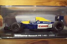 1/43 RBA 1992 WILLIAMS FW14B NIGEL MANSELL WORLD CHAMP