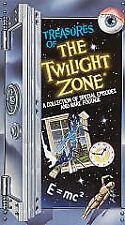 Treasures of the Twilight Zone (VHS, 1992, 2-Tape Set)
