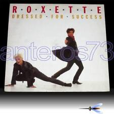 "ROXETTE ""DRESSED FOR SUCCESS"" RARE 12"" MIX MADE IN ITALY - MINT"