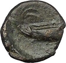 PHASELIS in LYCIA 250BC Stern and Prow of Galley Ancient Greek Coin i50484