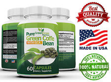 Pure Green Coffee Bean Extract Chlorogenic Acid Belly Fat Burner Weight Loss
