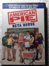 American Pie Presents: Beta House (DVD, 2007, Full Frame)