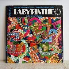 ELDON RATHBURN Labyrinthe PRIVATE CANADIAN LP Expo 67 Avant Garde Music Concrete