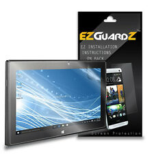 2X EZguardz Clear Screen Protector Shield HD 2X For Insignia Flex 11.6 Tablet