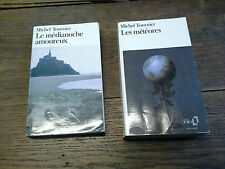 Michel Tournier Le médianoche amoureux + Les météores