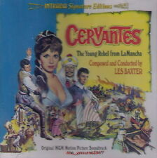 Cervantes: The Young Rebel From LaMancha - OST Intrada | Les Baxter | CD NEU