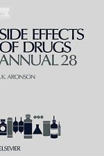 Side Effects of Drugs Annual: A World-Wide Yearly Survey of New Data and...