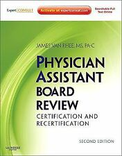 Physician Assistant Board Review: Expert Consult - Online and Print-ExLibrary