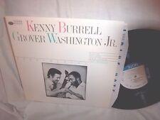 KENNY BURRELL/GROVER WASHINGTON JR-TOGETHERING-BLUE NOTE BT 85106 NM/VG+ LP