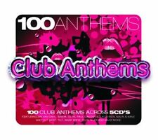 100 CLUB ANTHEMS = Morales/Sasha/Gold/Miles/Icone/Datt...=5CD= groovesDELUXE !