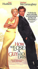 NEW BRAND How to Lose a Guy in 10 Days (VHS, 2003)