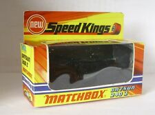 Repro Box Matchbox Speed Kings K 52 Datsun 240 Z