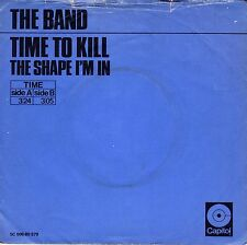 "7"" Band – Time To Kill / The Shape I'm In // Dutch 1970"