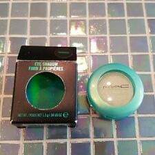 NEW In Box MAC Eye Shadow AQUAVERT Lure Shimmer Eyeshadow Makeup Full Size RARE