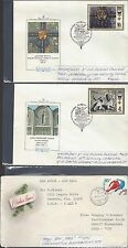 jThree Russian Letter sheets various Issues. Covers,  108