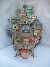 Hayao Miyazaki Howl's Moving Castle Land Version DIY Handcraft Paper Model KIT